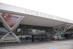 The Moscone Center, location of OFC 2014.