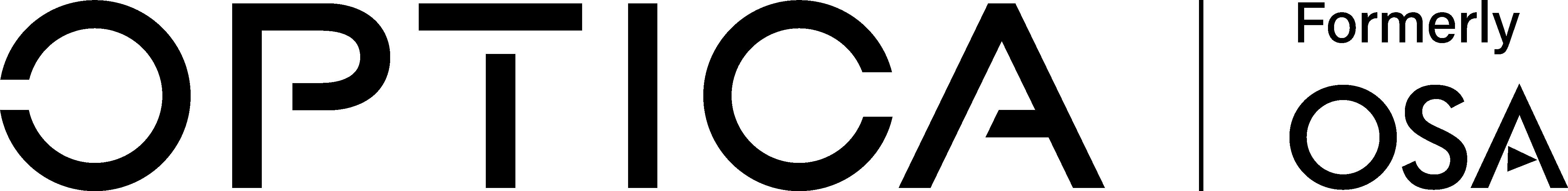 Optica (formerly OSA)