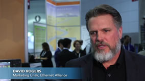 David Rogers, Ethernet Alliance